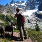 Criss-Crossing the Cascades from East Side to West Side with Dogs